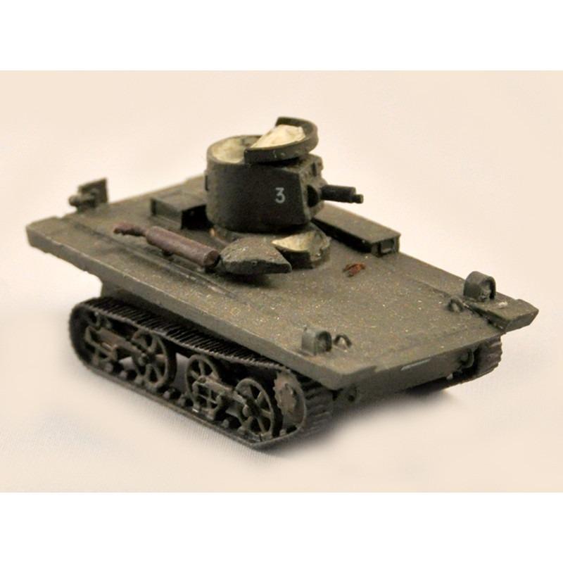 【新製品】GI 016 WWII 王立オランダ領東インド陸軍 ヴィッカース 水陸両用戦車