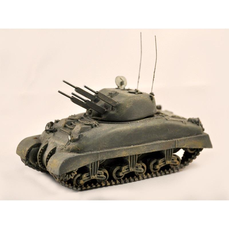【新製品】GI 018 WWII カナダ スキンク対空戦車