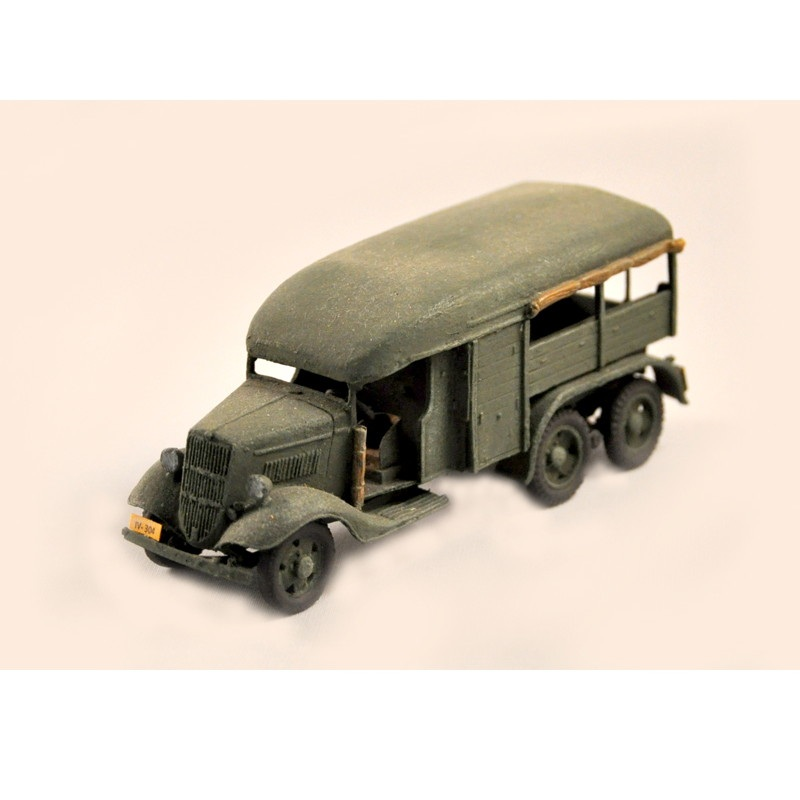 【新製品】GI 020 WWII アメリカ フォード トラド 砲兵トラクター 1937