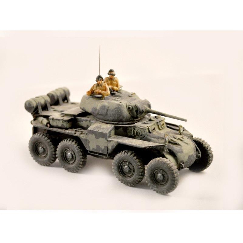 【新製品】GI 026 WWII アメリカ T18E2 ボアハウンド 装輪装甲車