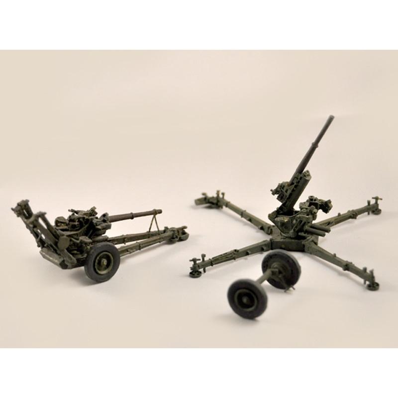 【新製品】GI 031 WWII オランダ 7.5 TL nr.1 対空砲