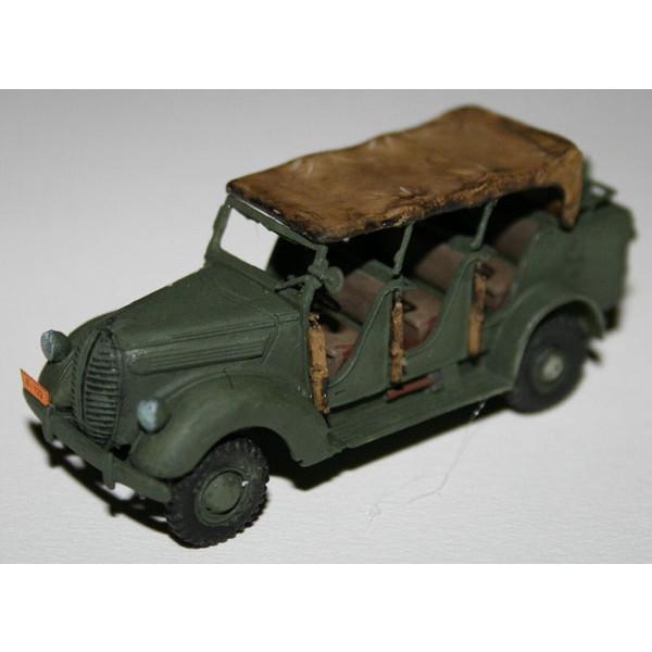 【新製品】GI 032 WWII オランダ フォード PAG トレッカー 経砲兵トラクター 1938