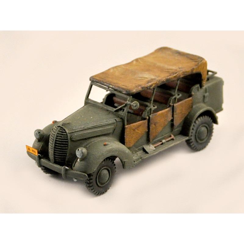 【新製品】GI 033 WWII オランダ フォード PAG トレッカー 経砲兵トラクター 1939