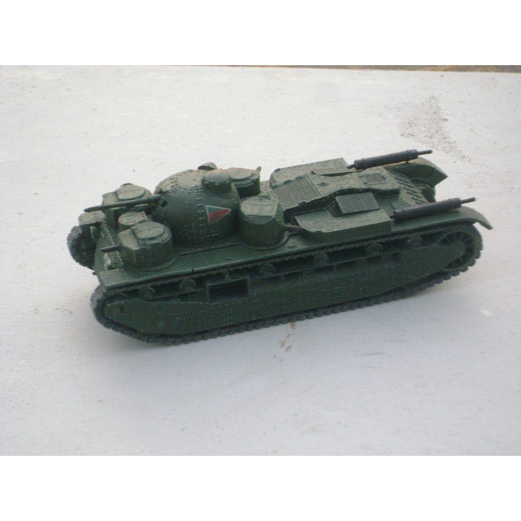 【新製品】GI 034 イギリス ヴィッカース A1E1 インディペンデント重戦車