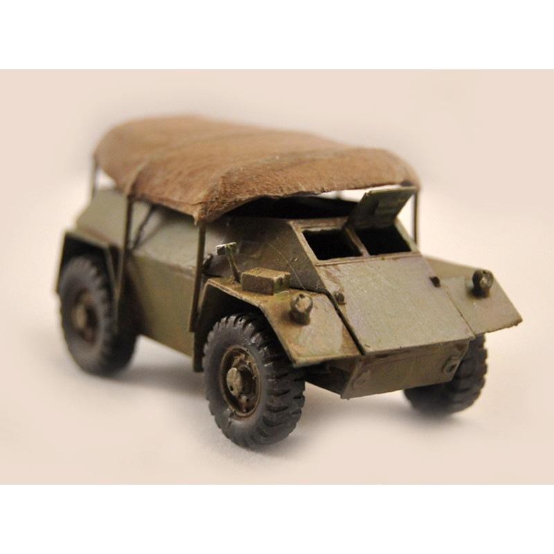 【新製品】GI 035 WWII カナダ CAPLAD 装甲車