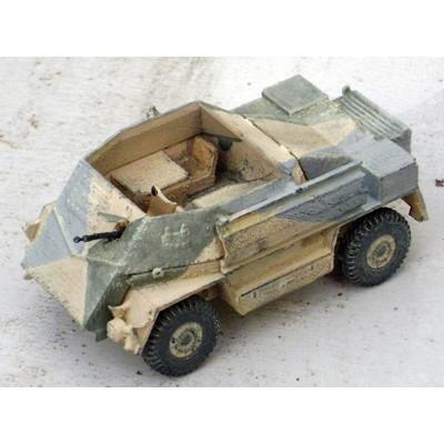 【新製品】GI 037 WWII インド インド型装輪装甲輸送車