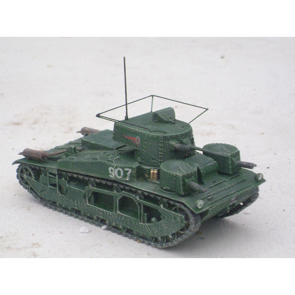 【新製品】GI 040 WWII イギリス ヴィッカース 中戦車 Mk.III