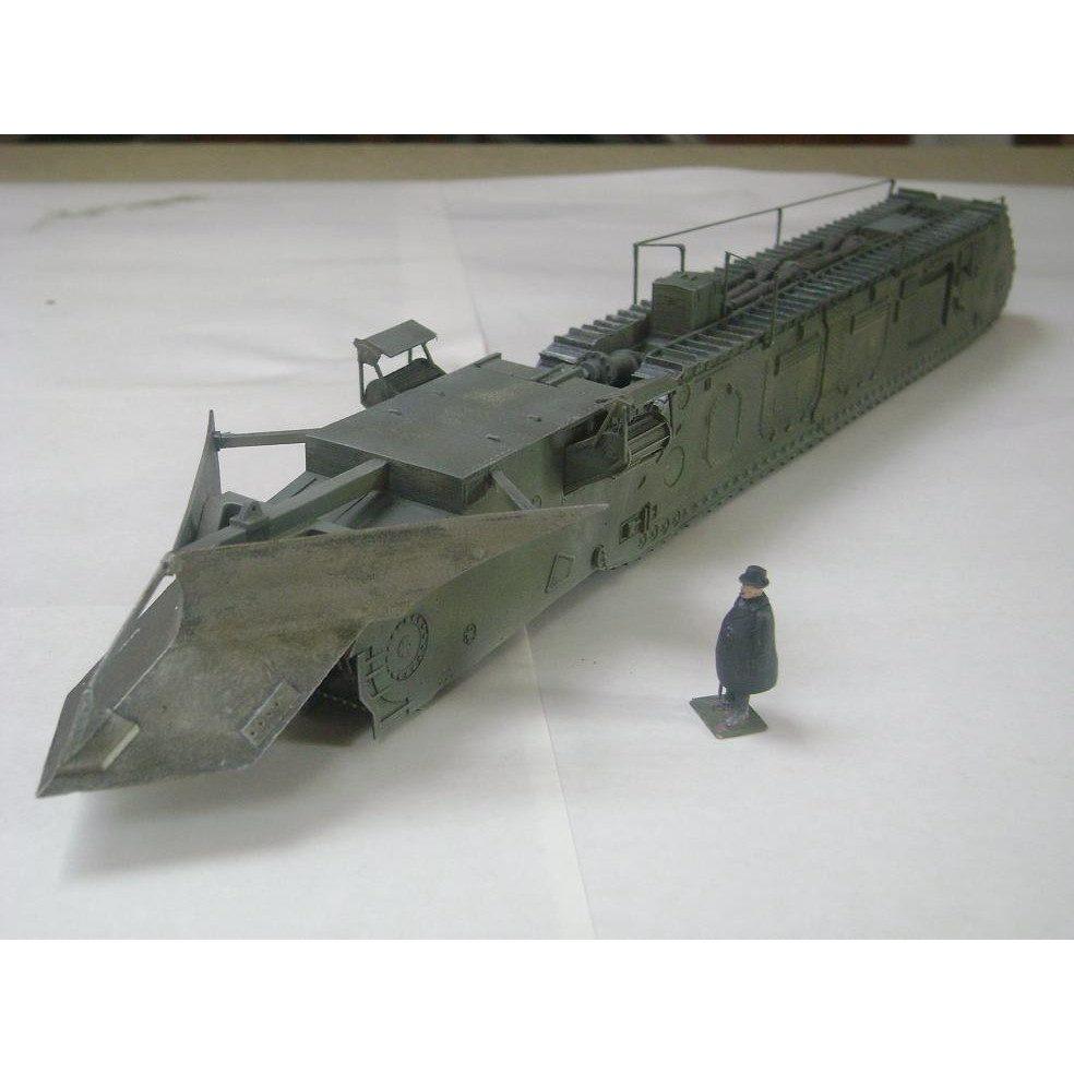 【新製品】GI 042 WWII イギリス 塹壕掘削機 カルチベーター No.6 Nellie