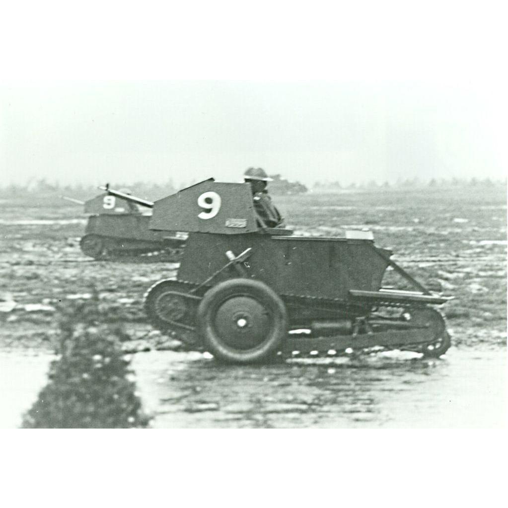 【新製品】GI 044 WWII イギリス カーデン・ロイド Mk.I&II 豆戦車 2両セット