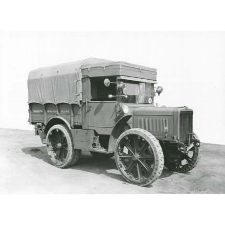 【新製品】GI 045 WWII イタリア ブレダ 32 重トラクター