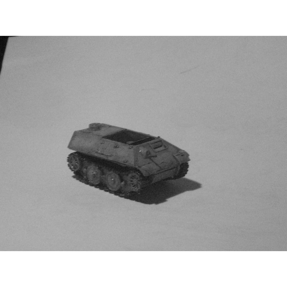 【新製品】GI 047 WWII ドイツ VK5.01 ケッチェン 装甲兵員輸送車 初期型