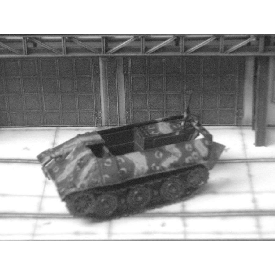 【新製品】GI 048 WWII ドイツ VK5.01 ケッチェン 装甲兵員輸送車 後期型