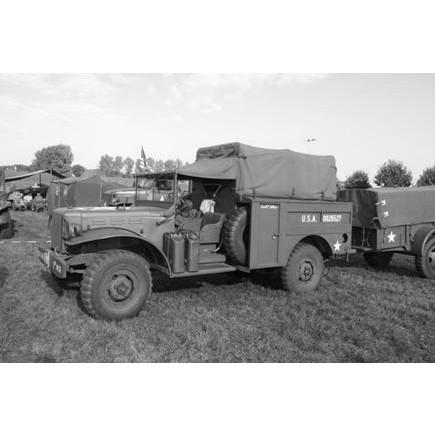 【新製品】GI 050 WWII アメリカ ダッジ WC-60 野戦工兵車 M2
