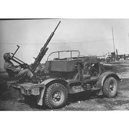 【新製品】GI 053 WWII イギリス ベッドフォード MWG ポルステン 20mm機関砲型