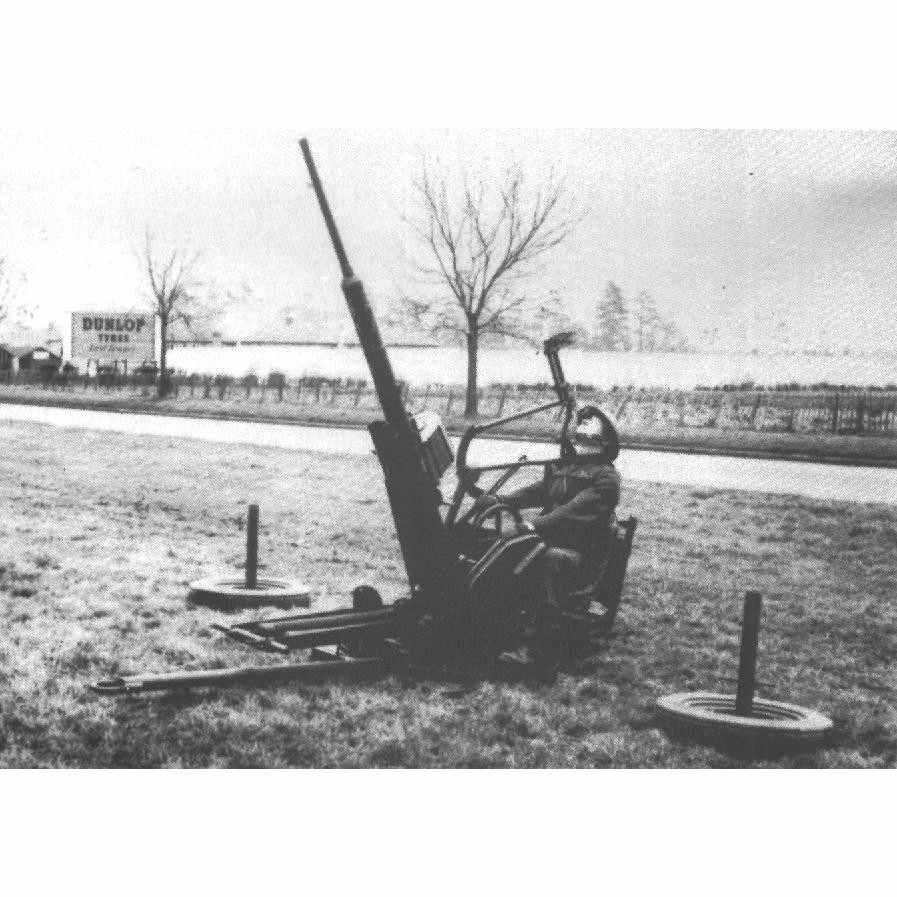 【新製品】GI 055 WWII ポーランド ポルステン 20mm対空機関砲 (2個セット)