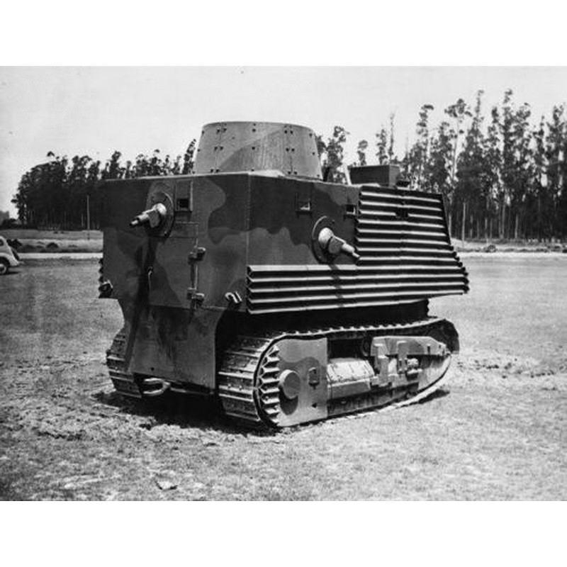 【新製品】GI 058 ニュージーランド ボブ・センプル戦車