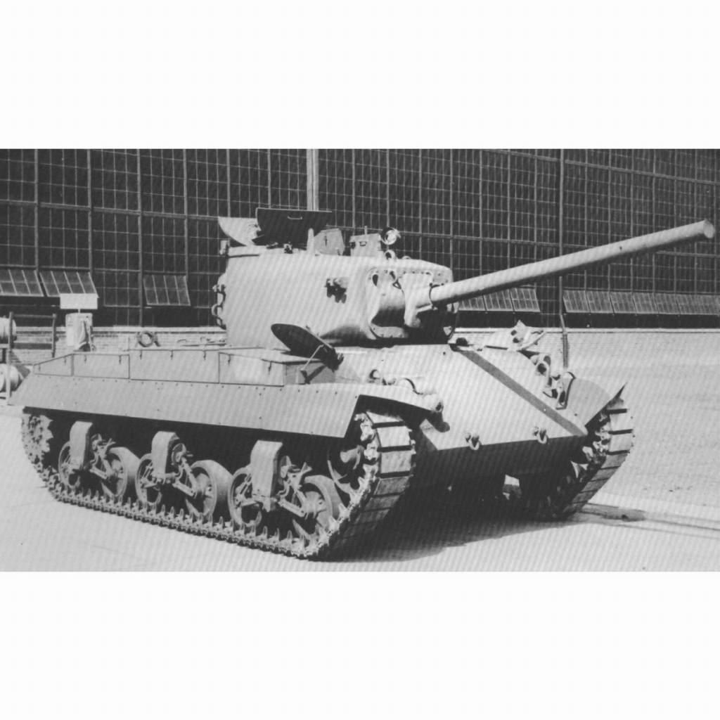【新製品】GI 059 WWII アメリカ T20 中戦車