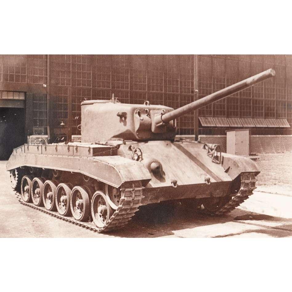 【新製品】GI 060 WWII アメリカ T20E3 中戦車
