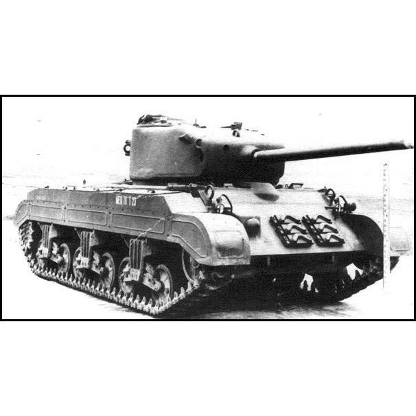 【新製品】GI 061 WWII アメリカ T23 中戦車 プロトタイプ