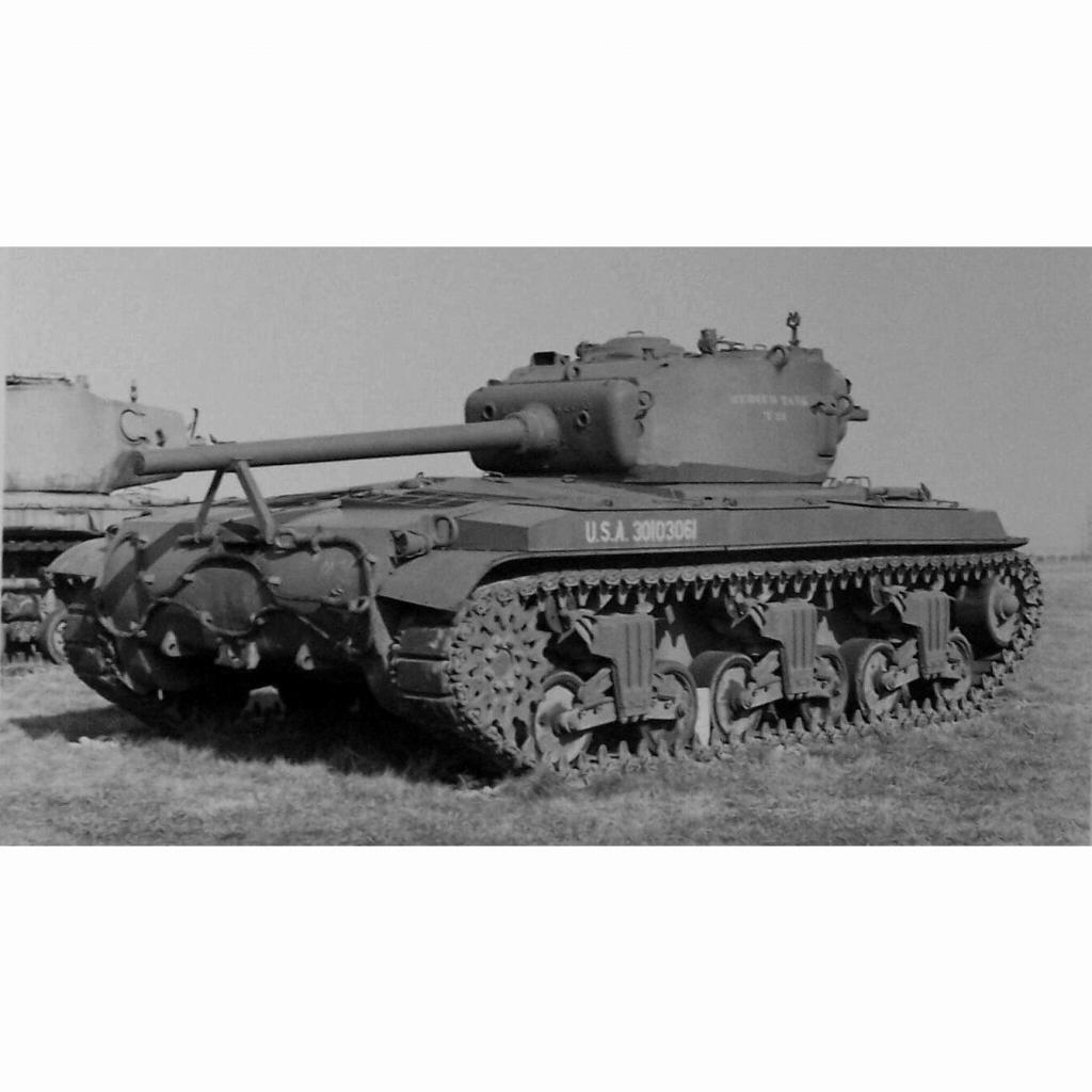 【新製品】GI 062 WWII アメリカ T23 中戦車 量産型