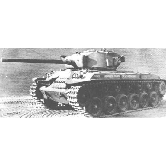 【新製品】GI 063 WWII アメリカ T23E3 中戦車 量産型