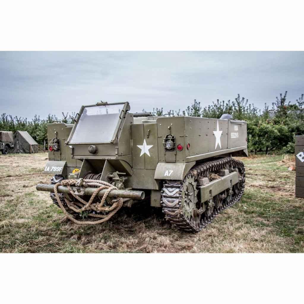 【新製品】GI 068 WWII アメリカ M4 ハイスピード トラクター 初期型