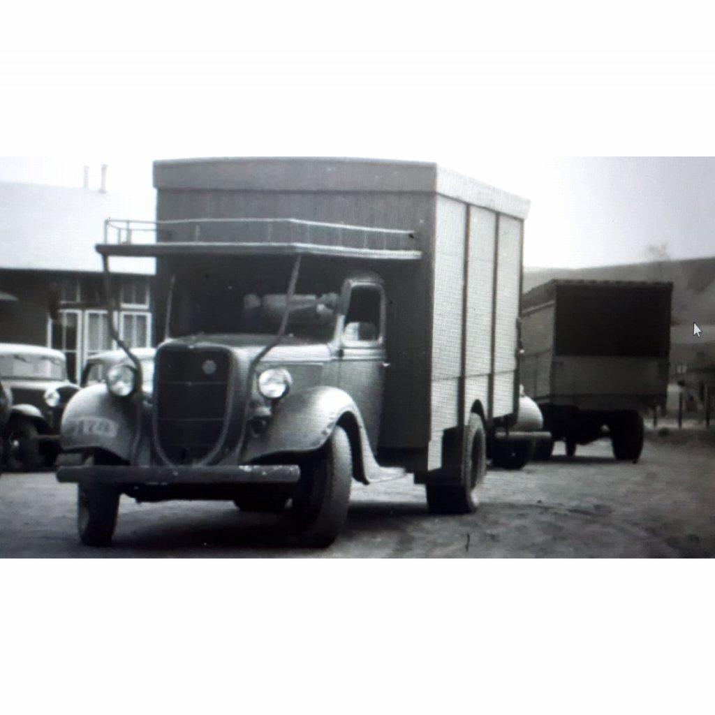【新製品】GI 069 WWII オランダ フォード カーゴトラック 1939