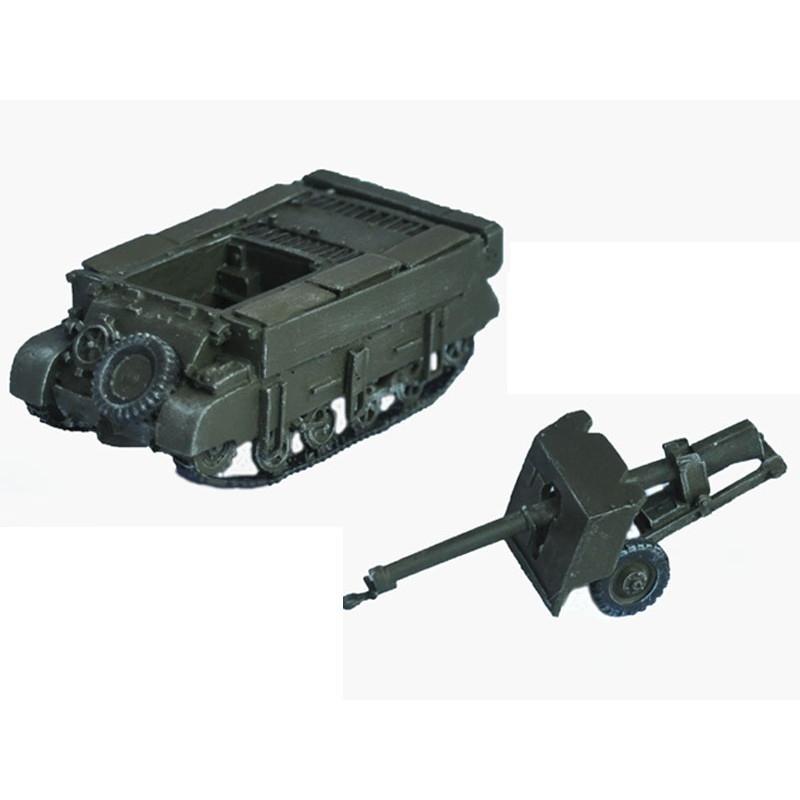 【新製品】GI 505 イギリス オックスフォード・キャリア w/L6 ウォンバット 120mm無反動砲