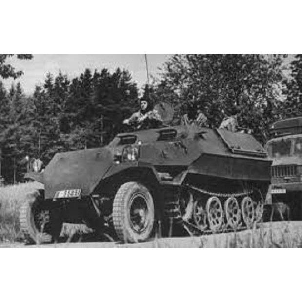 【新製品】GI 506 チェコスロバキア OT-810 装甲兵員輸送車
