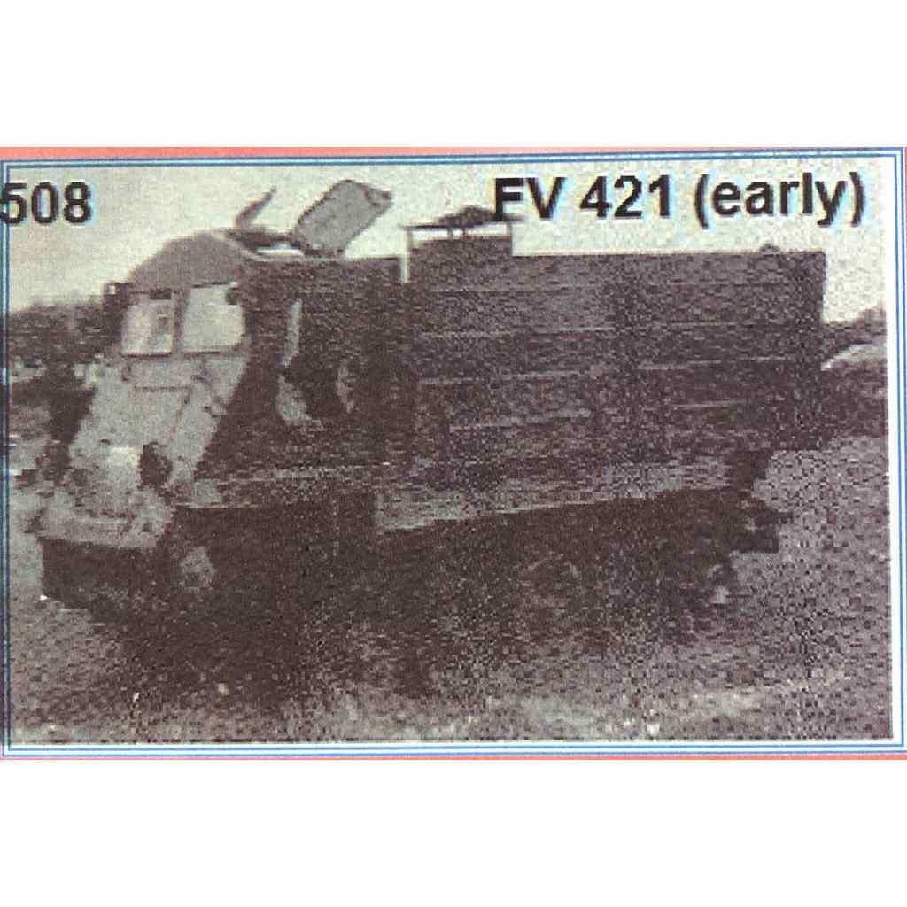【新製品】GI 508 イギリス FV421 カーゴキャリア 初期型