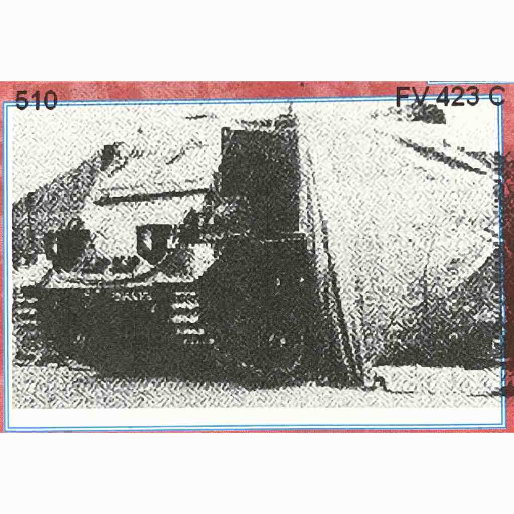 【新製品】GI 510 イギリス FV423 5t カーゴキャリア