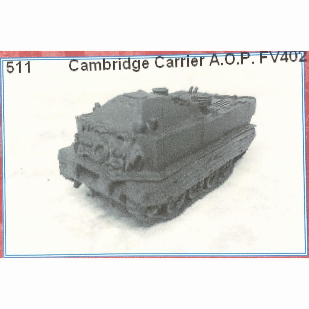 【新製品】GI 511 イギリス FV402 ケンブリッジ・キャリア AOP