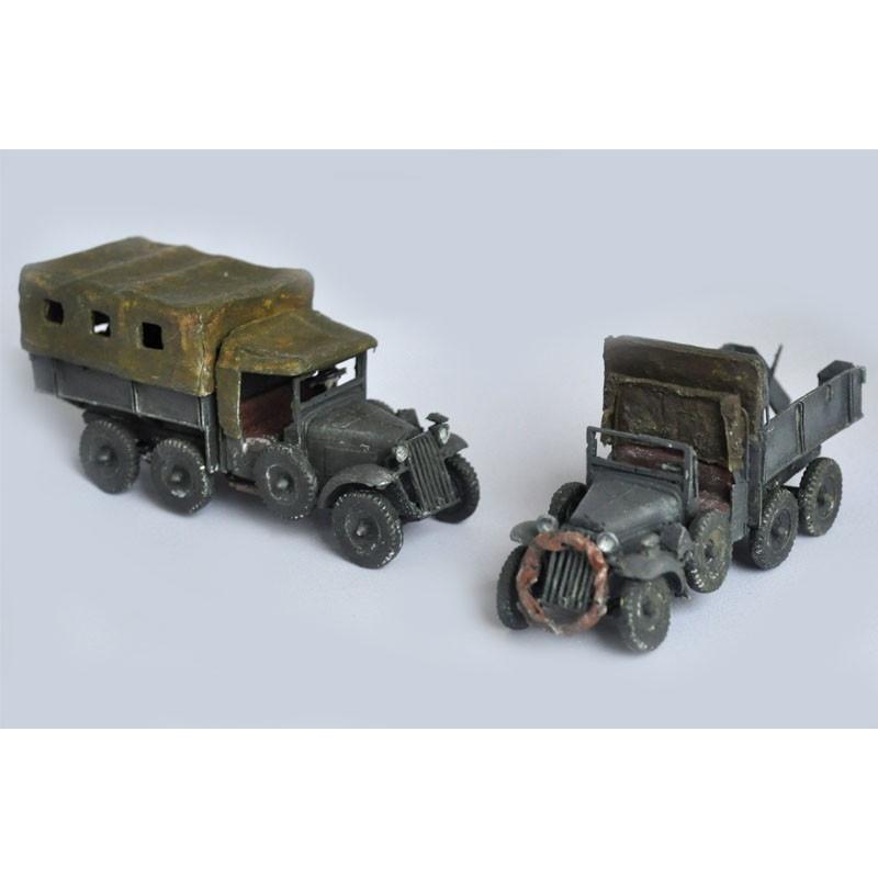 【新製品】DBLS 5 WWII ドイツ シュタイヤー 641 兵員輸送車