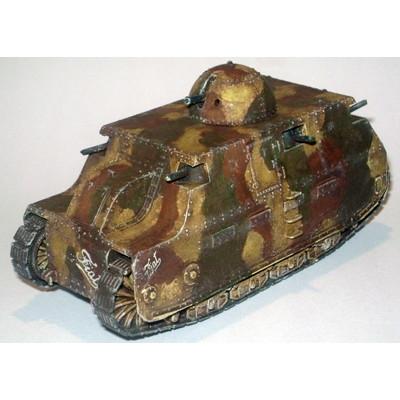 【新製品】DBLS 11 WWI イタリア フィアット2000 重戦車