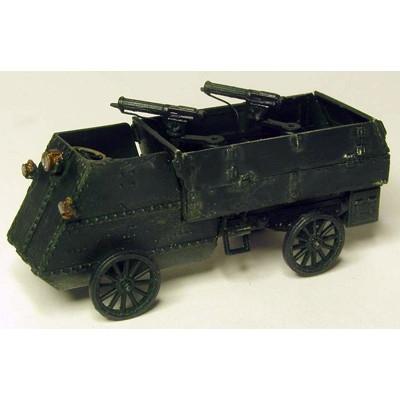 【新製品】DBLS 12 WWI カナダ オートカー 装甲車