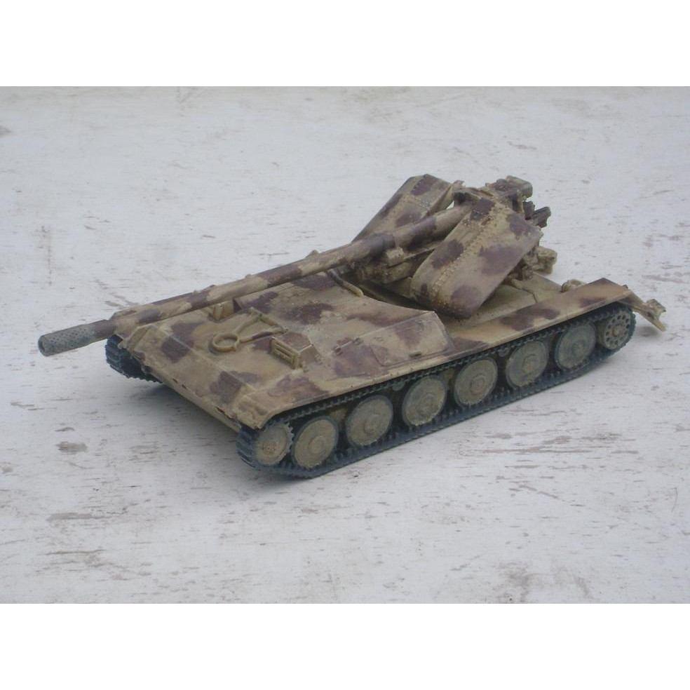 【新製品】DBLS 14 WWII ドイツ クルップ 12.8cm Pak44 ヴァッフェントレーガー