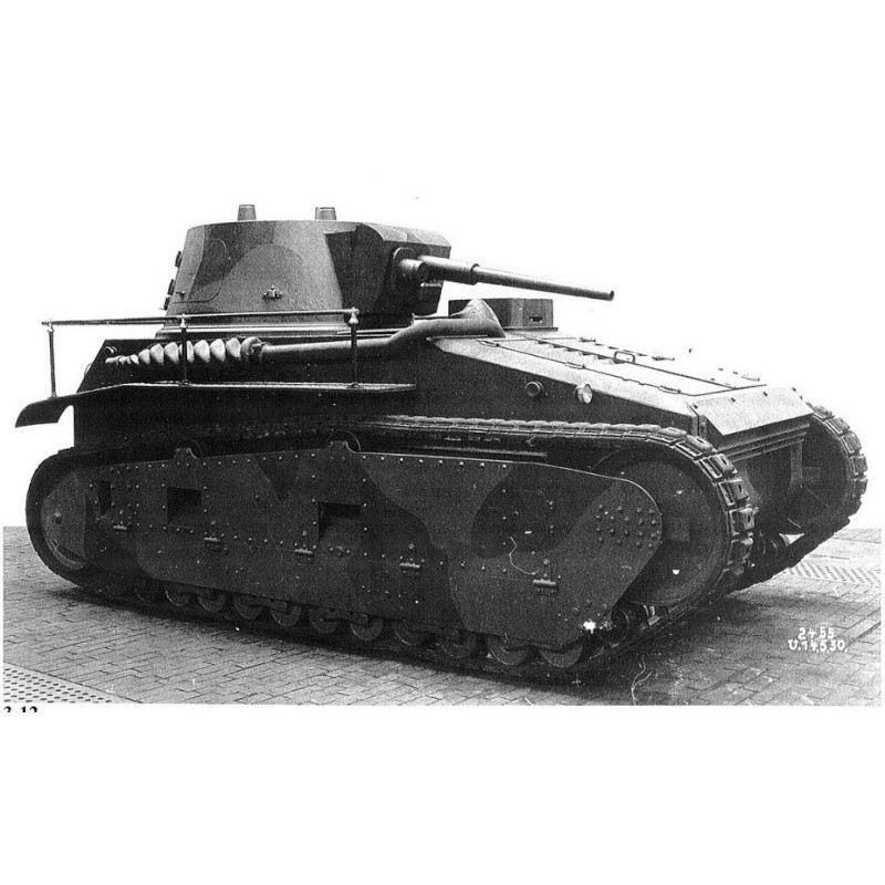 【新製品】DBLS 19 ドイツ ラインメタル ライヒトトラクトーア 軽戦車