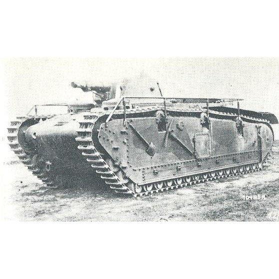【新製品】DBLS 21 ドイツ ラインメタル グローストラクトーアII 試作戦車