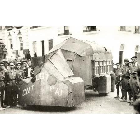 【新製品】DBLS 23 スペイン 装甲トラック 4×2 No.2