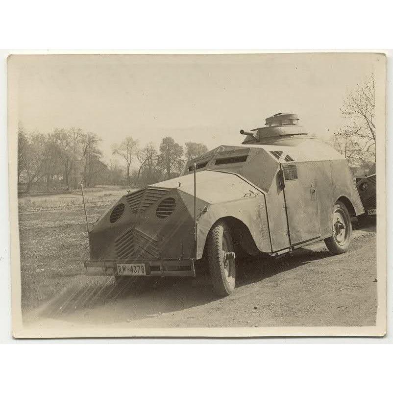 【新製品】DBLS 32 WWII ドイツ アドラー ダミー戦車