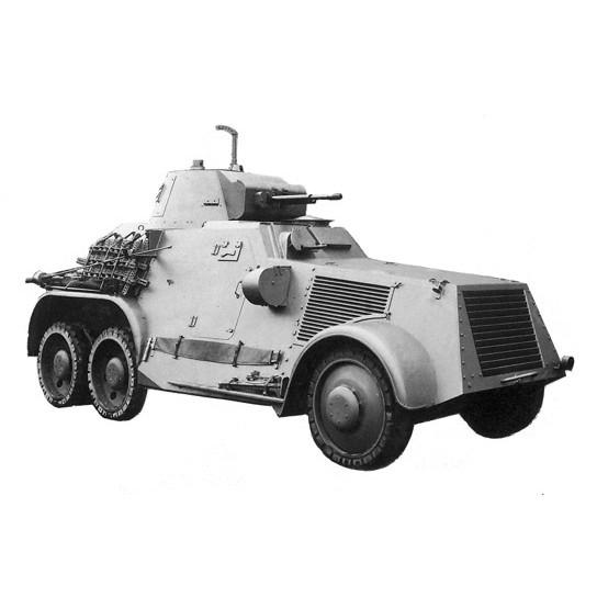【新製品】DBLS 35 デンマーク/アイルランド/リトアニア ランズベルク L-180 装甲車
