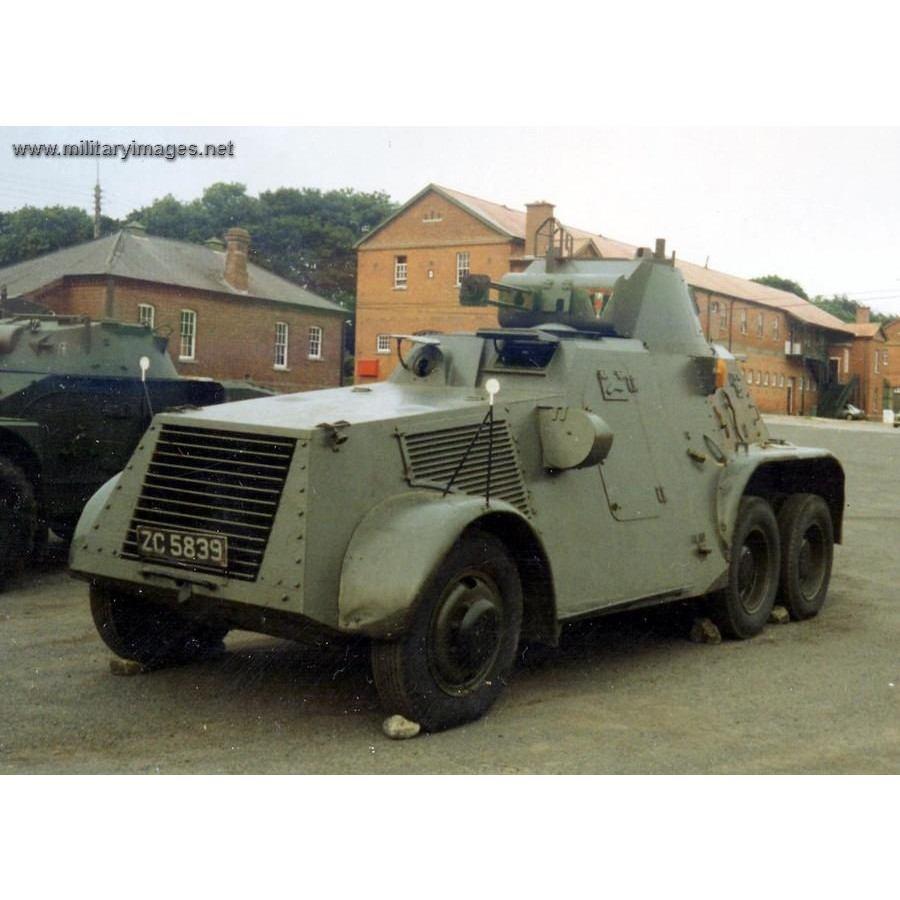 【新製品】DBLS 36 アイルランド ランズベルク L-180 装甲車 改修型