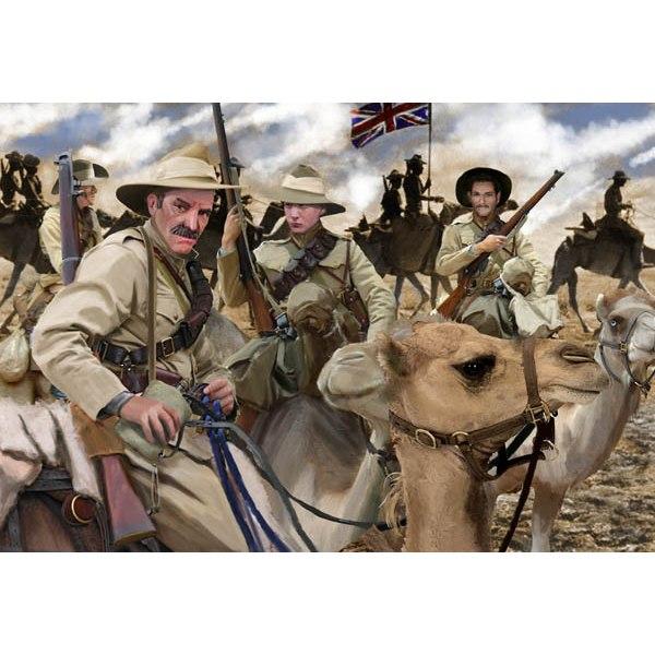 【新製品】166 WWI オーストラリア ラクダ部隊