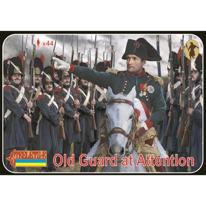 【新製品】171 ナポレオン戦争 フランス 古参近衛隊 気を付け
