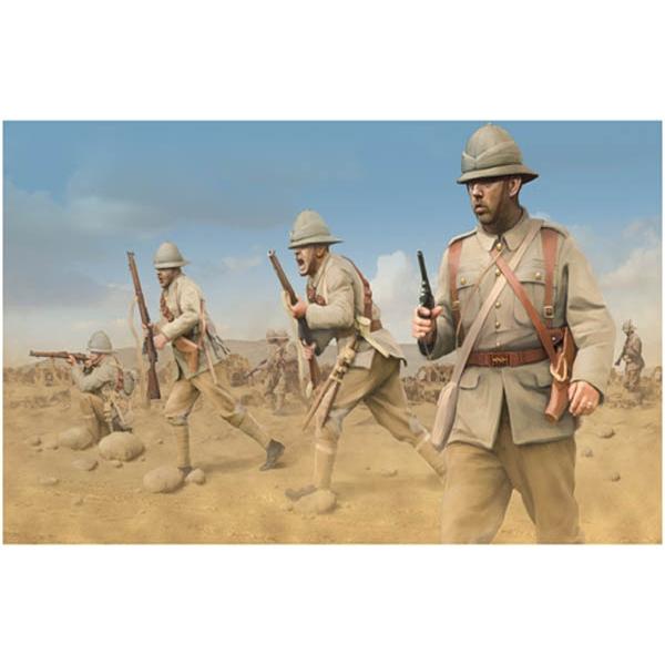 【新製品】MINI M123 WWI イギリス ラクダ部隊