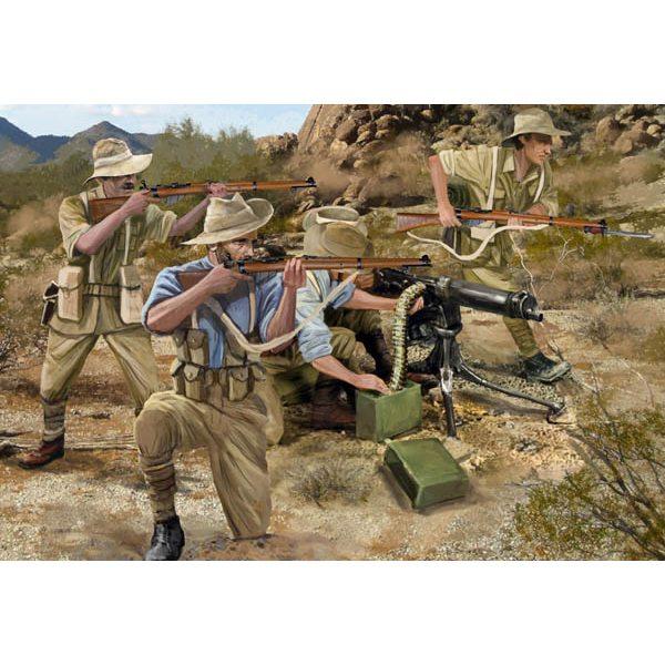 【新製品】MINI M131 WWI オーストラリア ラクダ部隊
