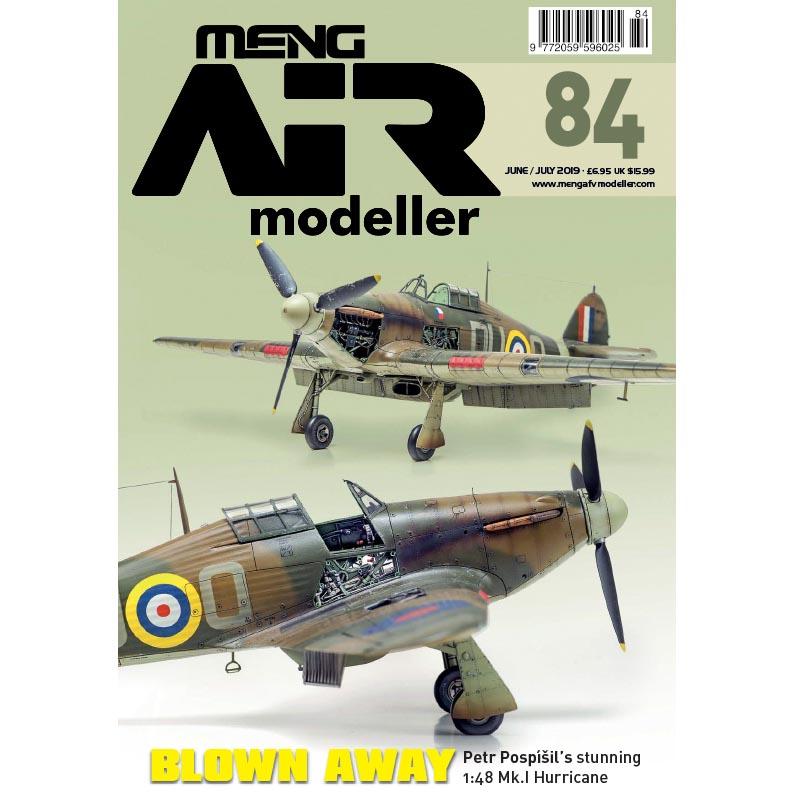 【新製品】AIR modeller 84 BLOWN AWAY