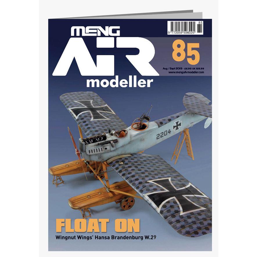 【新製品】AIR modeller 85 FLOAT ON