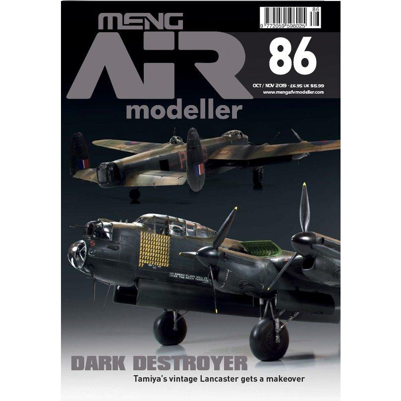 【新製品】AIR modeller 86 DARK DESTROYER