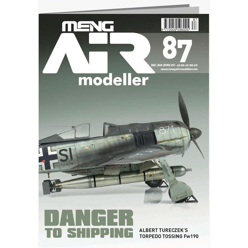 【新製品】AIR modeller 87 DANGER TO SHIPPING